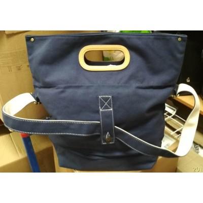 Большая джинсовая сумка