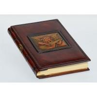 Кожаный дневник Florentia, Италия,  Angel, DIA3601001