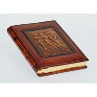 Кожаный дневник Florentia, Италия,  Три Грации, DIA3646001
