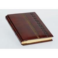 Кожаный дневник Florentia, Италия,  Вертикал, DIA3Н54001