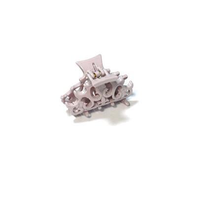 """Заколка """"Краб"""", французский пластик, Акцент, K457-204"""