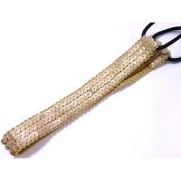 Ободок-повязка, для греческой прически, OB160-6,   светло-коричневый, песочный